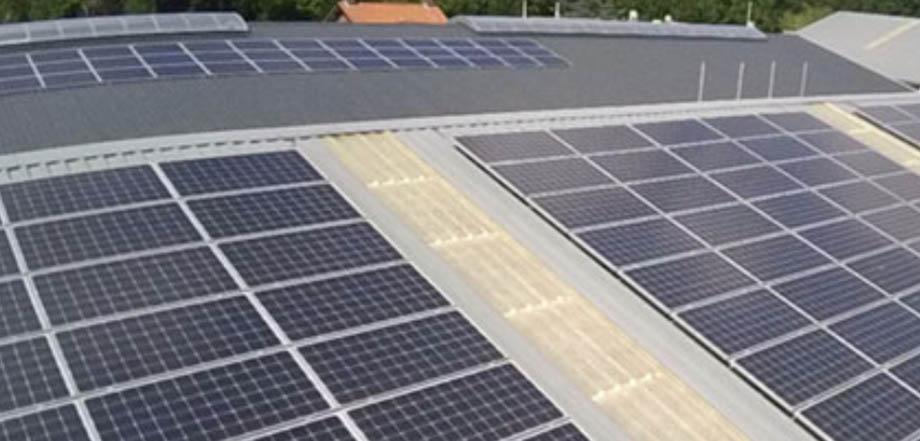 SolarComfort - PV-installatie JCVANKESSEL