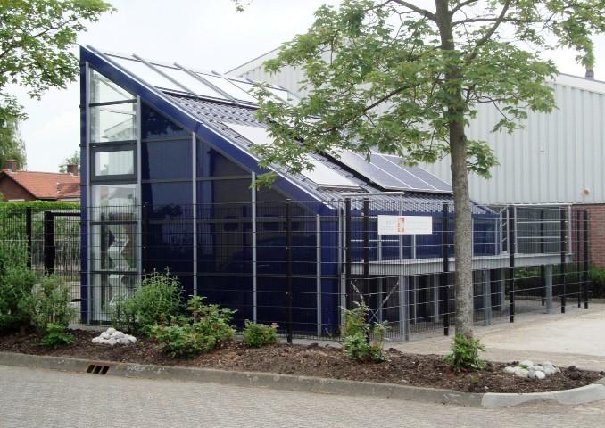 Demoruimte SolarComfort
