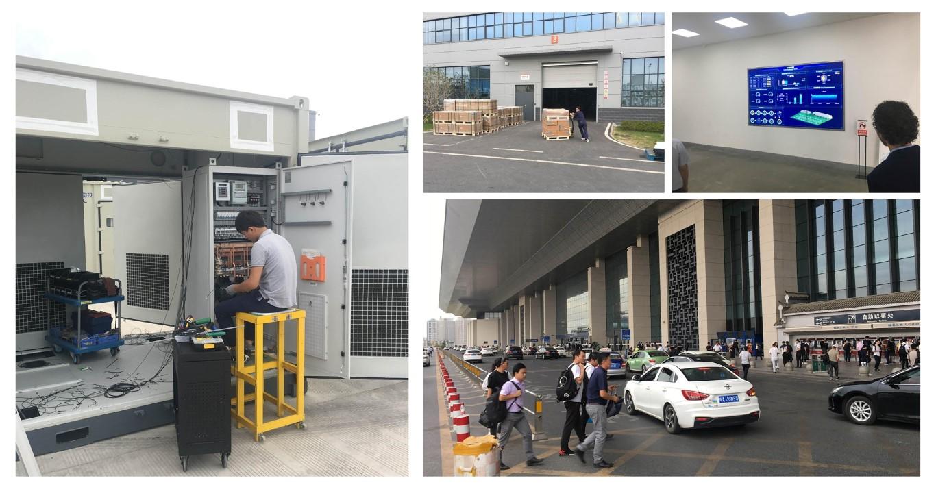 Bezoek China Solarcomfort