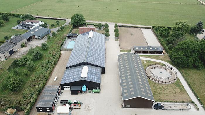 Werken voor Agrariërs - Solarcomfort