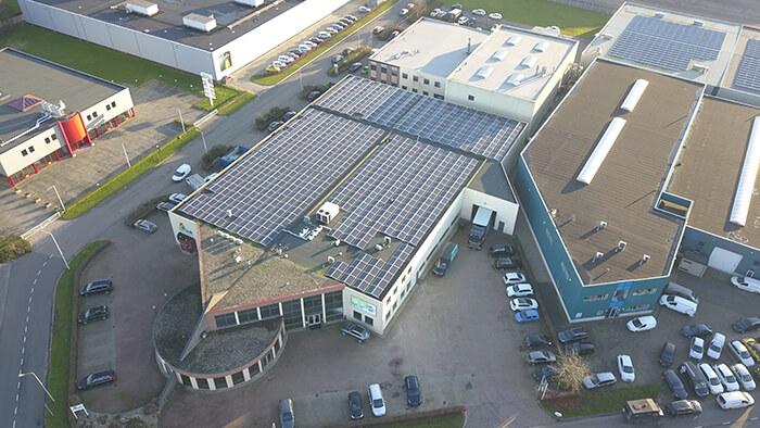 Wij werken voor bedrijven - SolarComfort