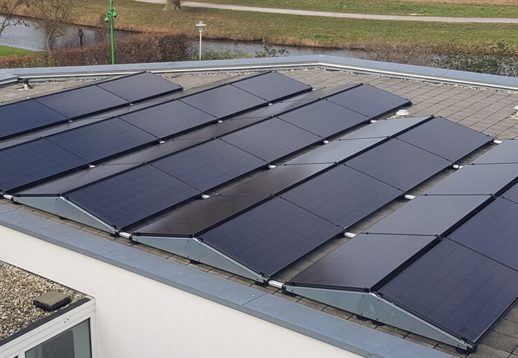 Zonnepanelen Full Black