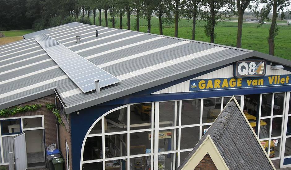 SolarComfort - Garage van Vliet