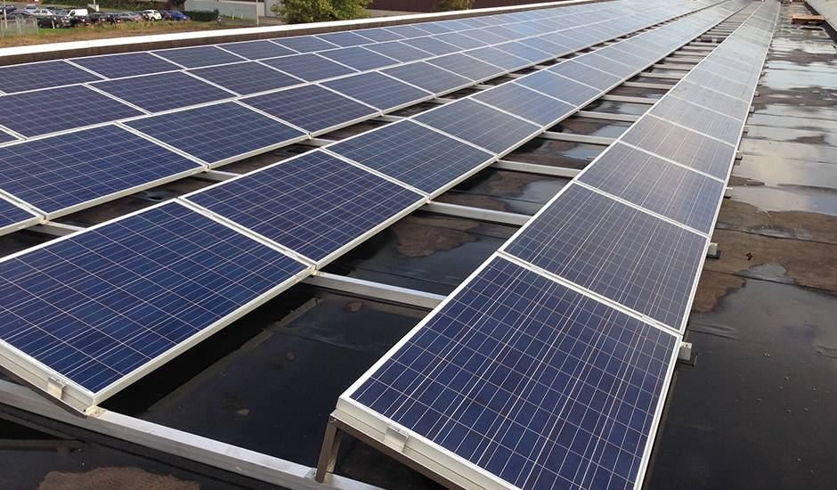 SolarComfort - Multidesk