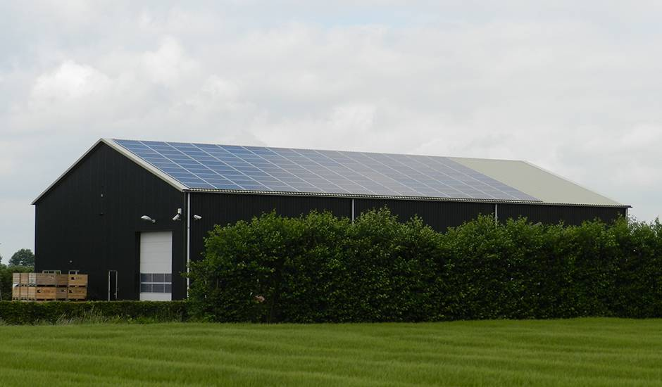 SolarComfort - Tienegieter