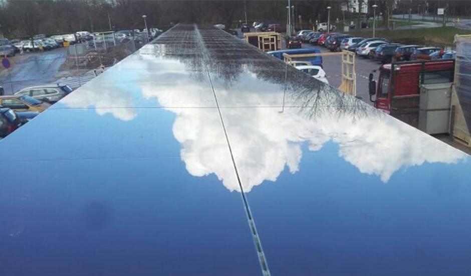 SolarComfort - Ziekenhuis Rivierenland