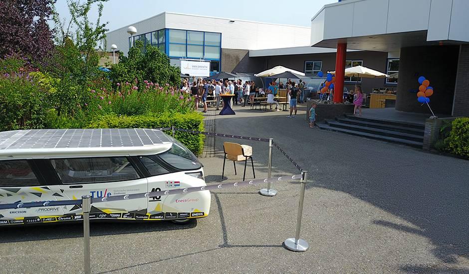 SolarComfort - Zonnepark Van Drenth Multidesk