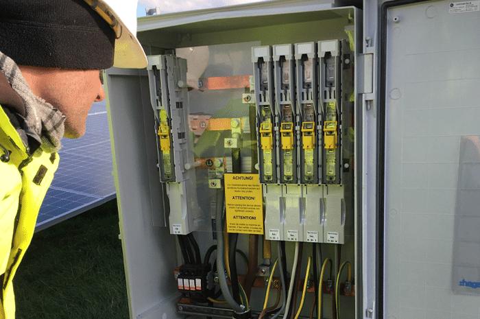 SolarComfort voert Scope 12 inspecties uit